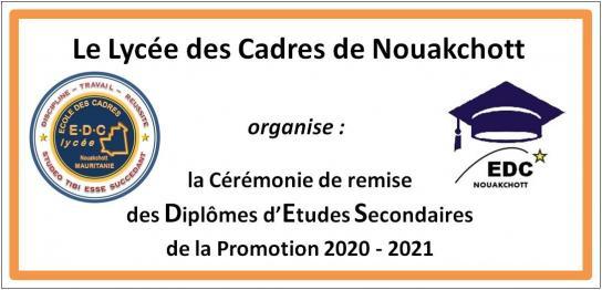 Affiche ceremonie 2020 2021