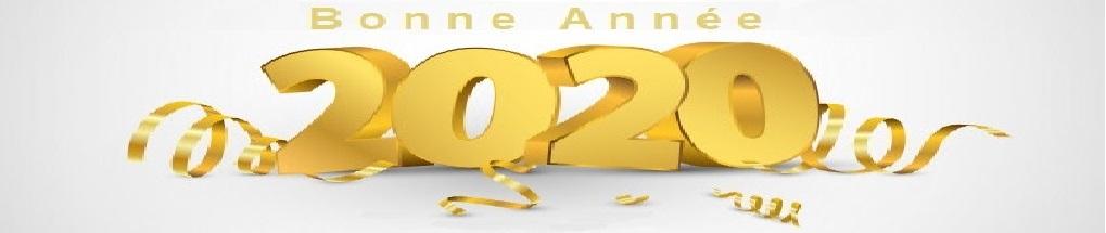 Bonne annee 2020 2