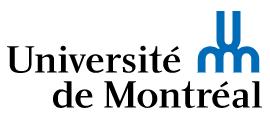 Logo universite montreal